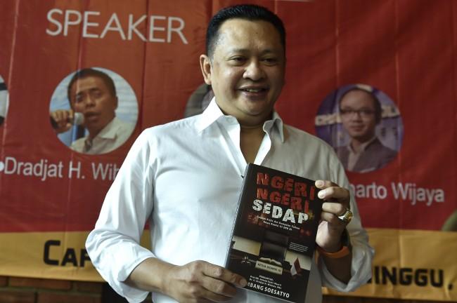 Golkar Resmi Tetapkan Bamsoet Sebagai Ketua DPR