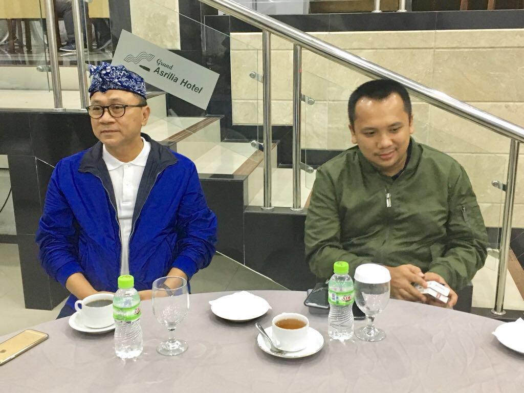 LAMPUNG POST | Ridho Lobi Ketum PAN di Rakernas Bandung