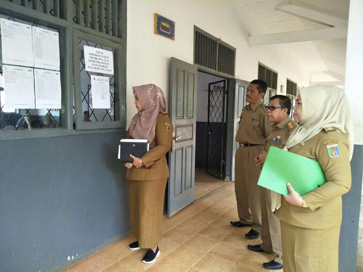 Disdik Lampung Pastikan Tak Ada Kebocoran Soal UNBK