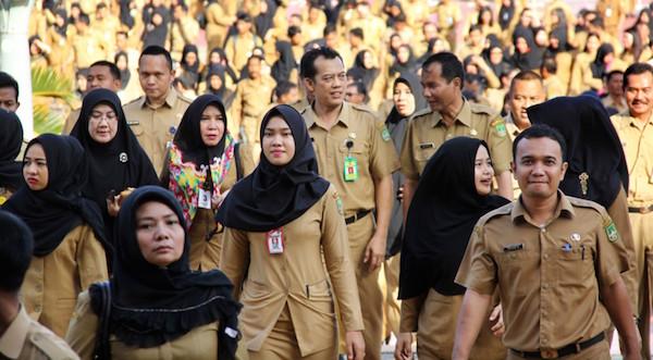 LAMPUNG POST | Lampung Timur Kekurangan 3.295 PNS