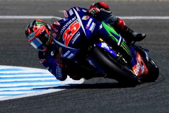 LAMPUNG POST | Vinales Frustrasi dengan Hasil di MotoGP Jerez