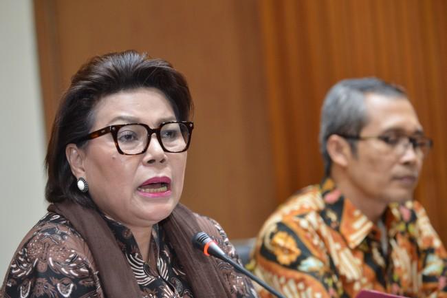 LAMPUNG POST   KPK Kritik Langkah Pansus Angket Membuka Rekaman OTT di BPK