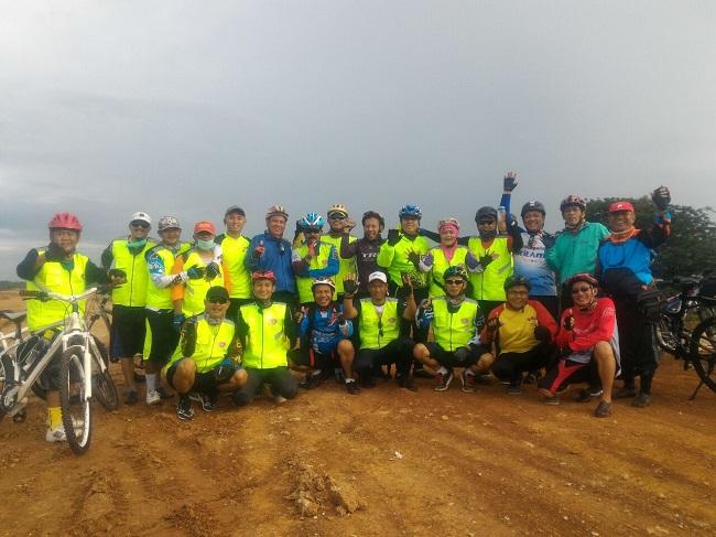 Lampung Bersepeda Seri 17 Diikuti 2.000 Peserta
