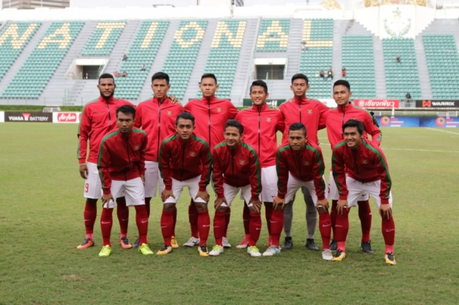 LAMPUNG POST | Gol Pertama Malaysia Runtuhkan Mental Timnas U-22