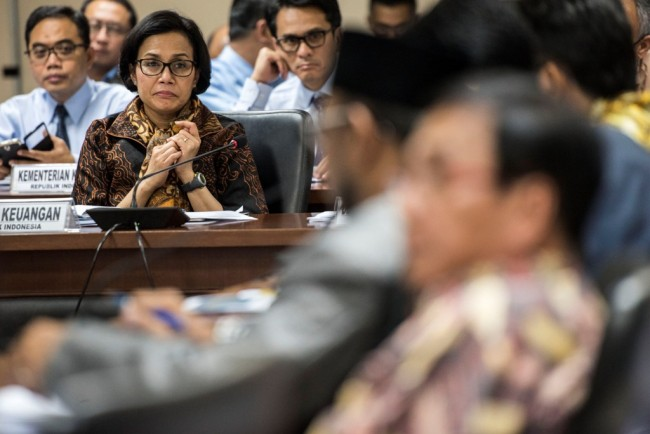 Sri Mulyani Berbagi Kisah Reformasi Subsidi BBM Indonesia ke G20
