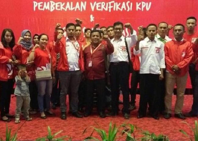 PSI Bidik Bacaleg Tokoh Muda Daerah