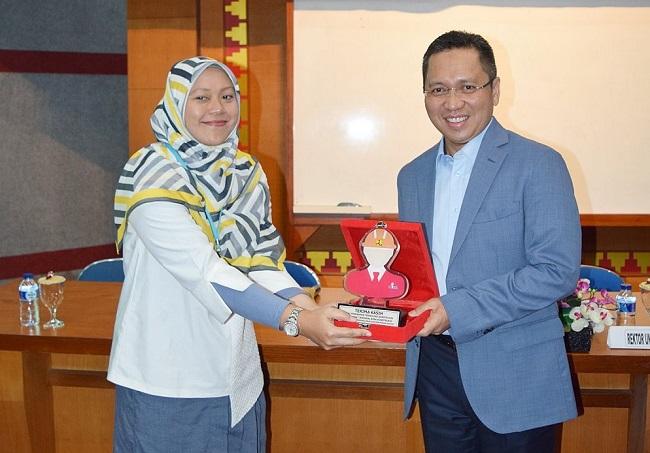 UBL-Kementrian PUPR dan LPJK Kolaborasi Adakan Seminar Nasional Penerapan Teknologi