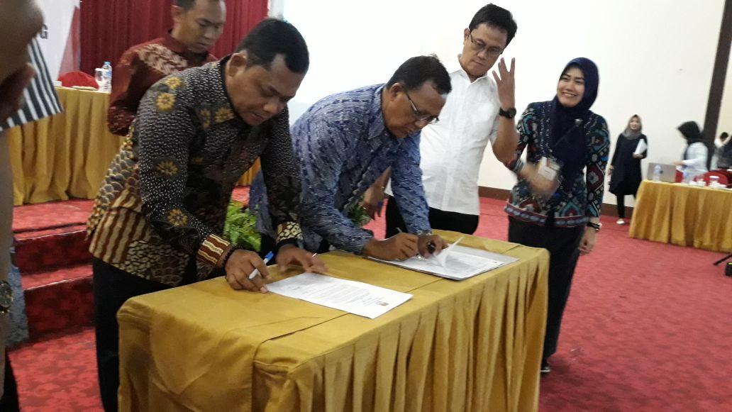 LAMPUNG POST   KPU Lampung Tetapkan 5.919.411 Orang Pemilih Sementara
