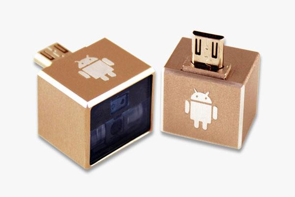 LAMPUNG POST | Mudahkan Penerapan IoT, Marson Tawarkan Mobile Scanner
