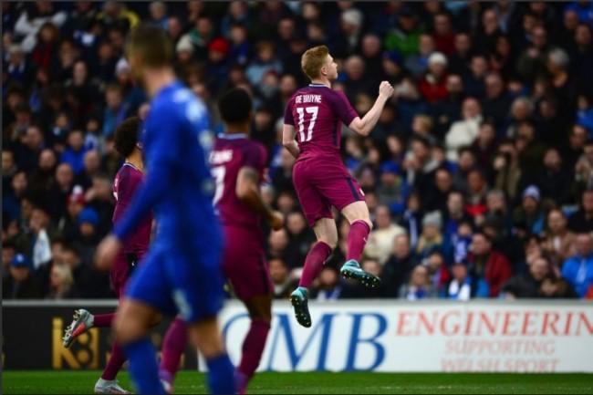 City Depak Cardiff dari Piala FA