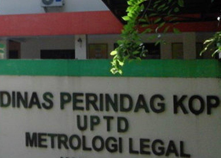LAMPUNG POST | Dinas Perdagangan Persiapkan Pembentukan UPTD Metrologi Legal Di 2018