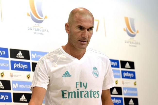 LAMPUNG POST | Zidane Teken Kontrak Baru