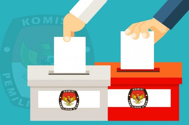 Petahana Lawan Kotak Kosong di Pilwakot Tangerang
