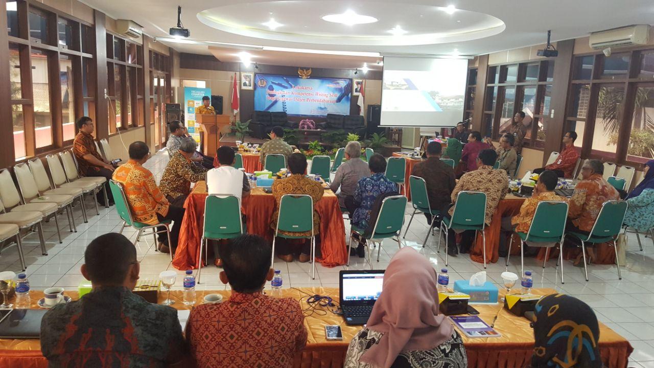LAMPUNG POST | Pegawai DJPb Ikuti Lokakarya Writing Skill