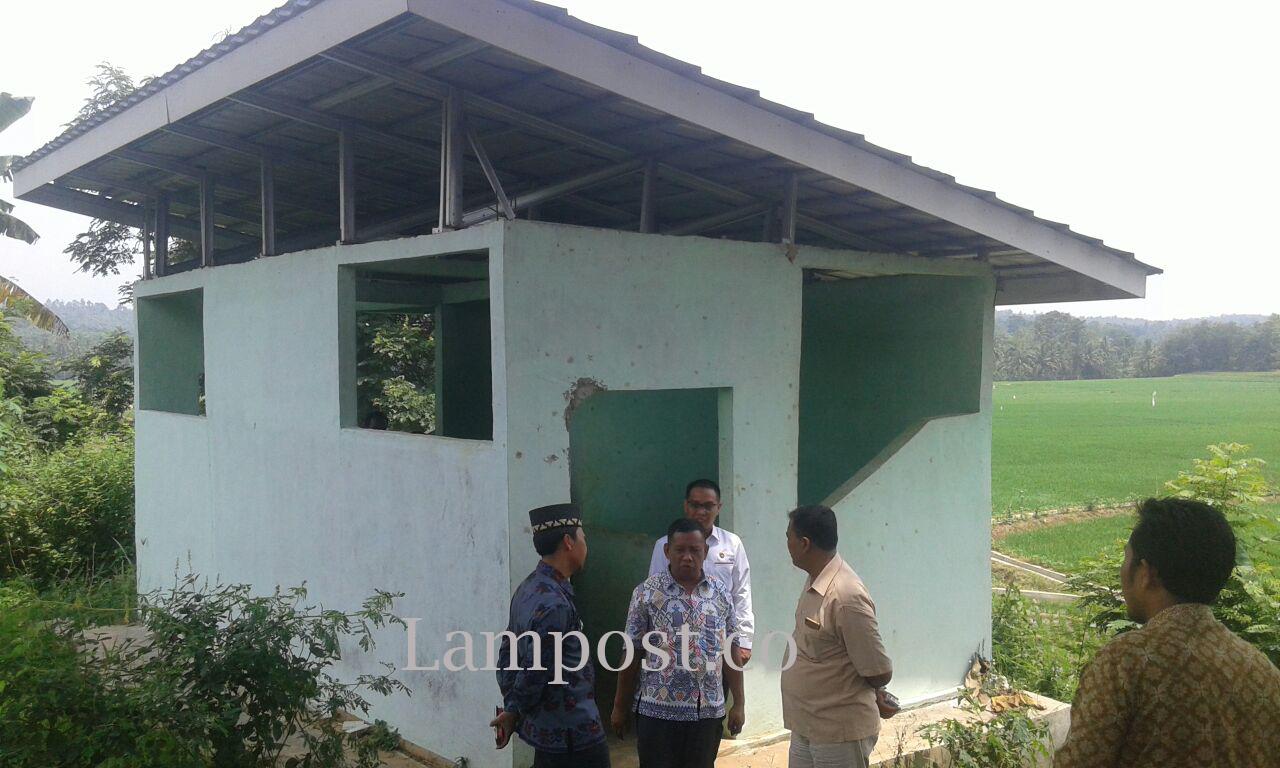 Enam Bangunan Pengolahan Sampah di Pringsewu Terbengkalai
