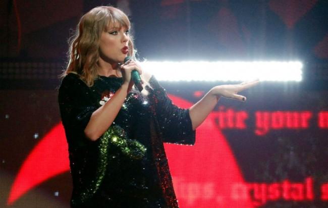 LAMPUNG POST | Taylor Swift Rilis 43 Lagu Favoritnya di Spotify