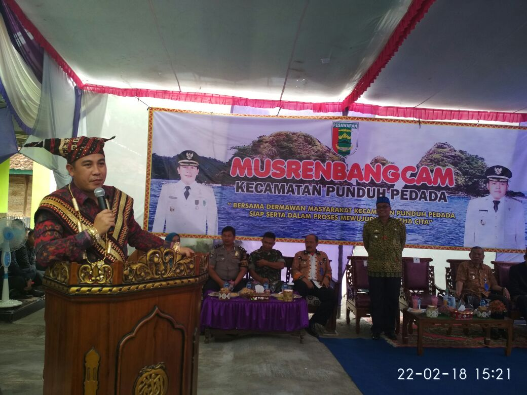 LAMPUNG POST | Marga Punduh Pidada Dapat Kucuran Dana Rp47,9 Miliar