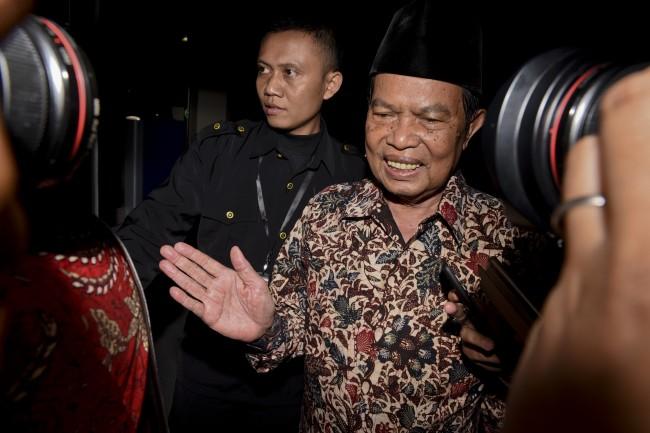 Wali Kota Mojokerto Diperiksa Perdana Sebagai Tersangka