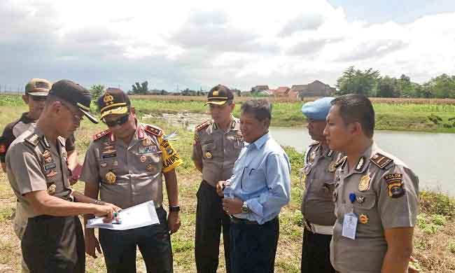 LAMPUNG POST | Ini Kabar Terbaru Gedung Mapolda Lampung