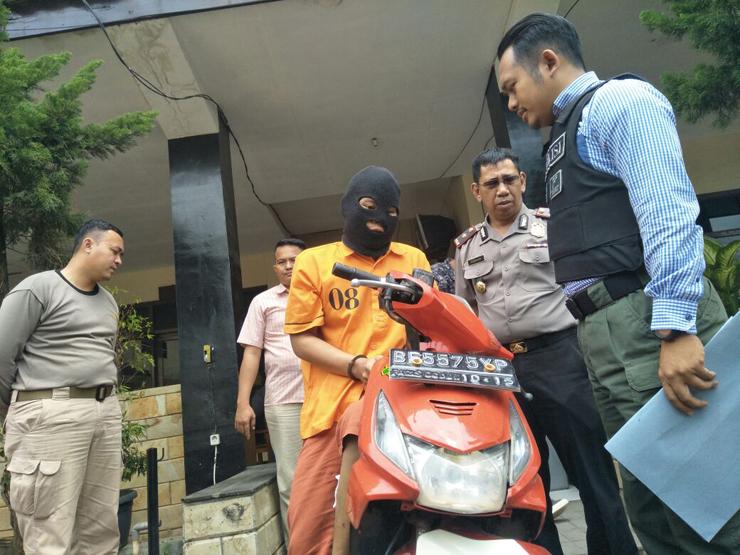 Polisi Tangkap Begal Saat Beraksi di Jalan Soekarno Hatta