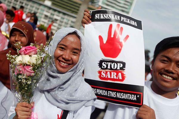 Politisasi SARA Ancam Stabilitas Keamanan