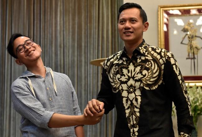 LAMPUNG POST | Cara Agus Yudhoyono 'Bersihkan' Sisa Pertarungan Pilkada DKI