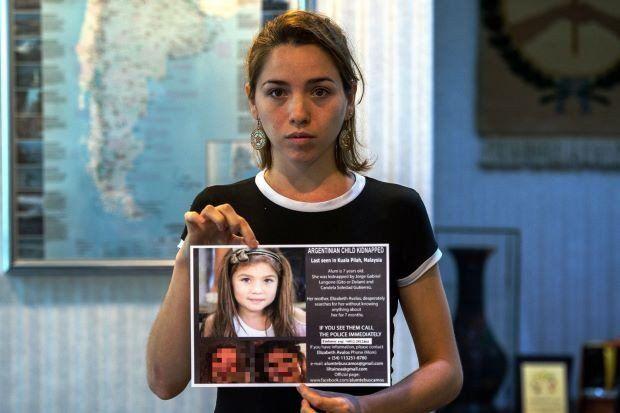 Bocah Argentina Korban Penculikan Diduga Dilarikan ke Indonesia