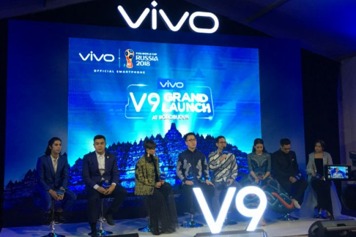 LAMPUNG POST | Vivo Luncurkan Smartphone  V9 dengan Snapdragon 450