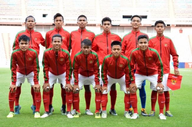 Timnas U-16 Rebut Tiket Piala Asia dengan Rekor Sempurna