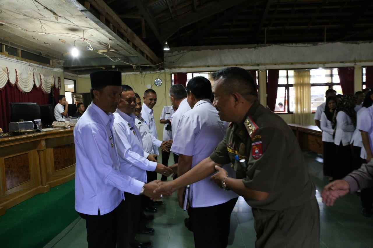 Bupati Parosil Ajak Pejabat Wujudkan Visi dan Misi Lampung Barat