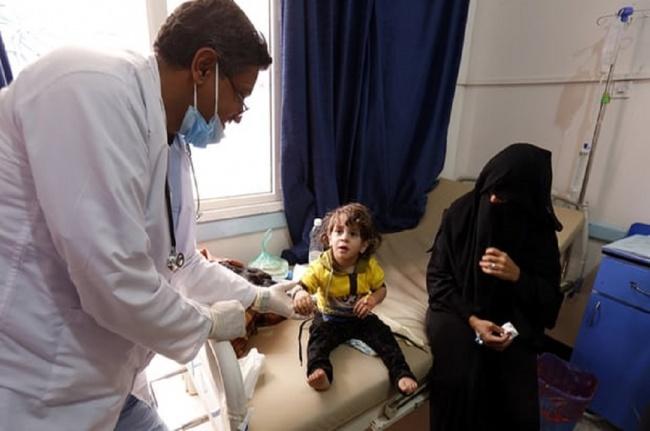 LAMPUNG POST | Korban Tewas Wabah Kolera di Yaman Capai 1.500 Orang