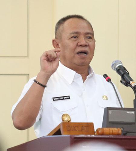 LAMPUNG POST | Proyeksi Belanja Provinsi Lampung Naik Rp400 Miliar