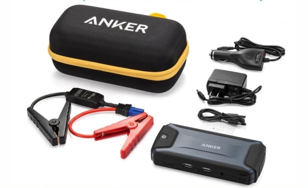 Anker Luncurkan Power Bank untuk Jump Starter