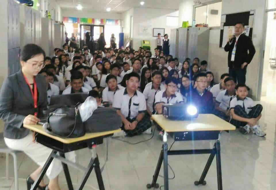 LAMPUNG POST | PSMTI-Han Yuan Buka Beasiswa Pendidikan ke Tiongkok