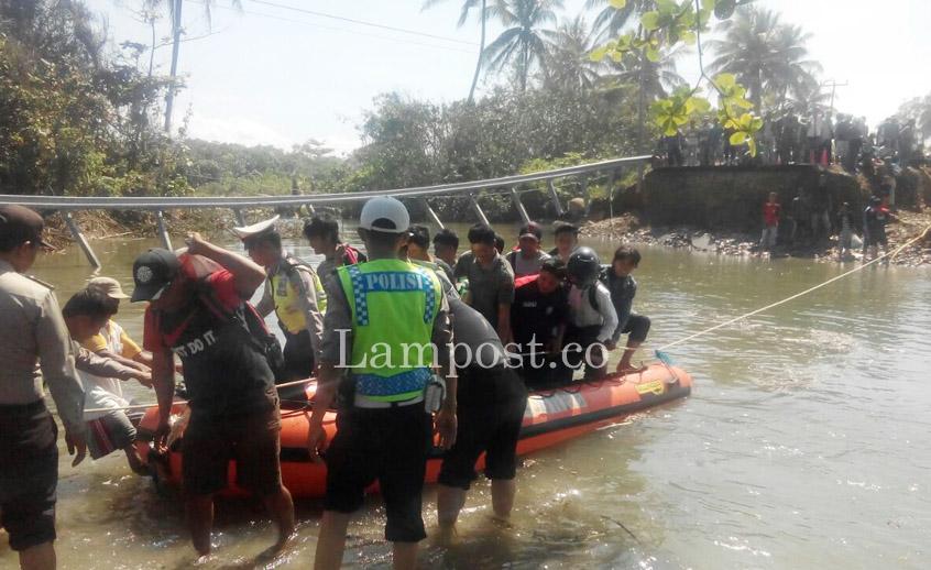 LAMPUNG POST | PJN Wilayah II Lampung akan Pasang Jembatan Bailey di Jalinbar
