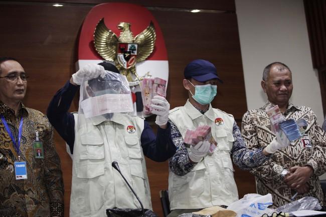 LAMPUNG POST   Hakim PN Bengkulu Diduga Disuap Rp125 Juta untuk Vonis 1 Tahun