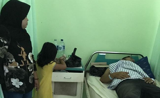 Dikeroyok Hingga Dilarikan ke Rumah Sakit, Korban Minta Polisi Tangkap Pelaku