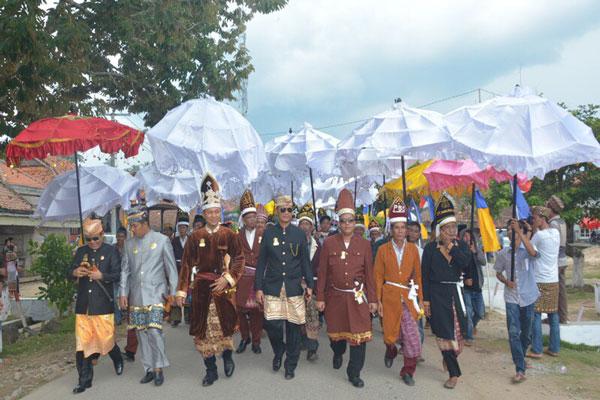 20 Ribuan Warga bakal Ramaikan Gawi Agung Bejuluk Beadek