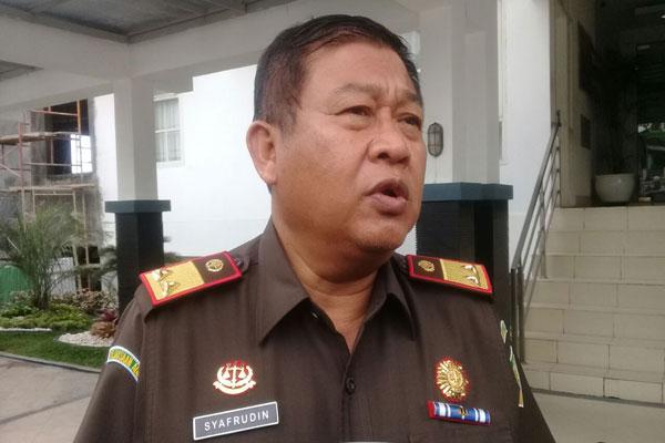 Susilo Yustinis Gantikan Syafrudin Pimpin Kejati Lampung