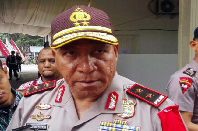 5.600 Polisi Dikerahkan Amankan Acara `Ngunduh Mantu` Kahiyang-Bobby