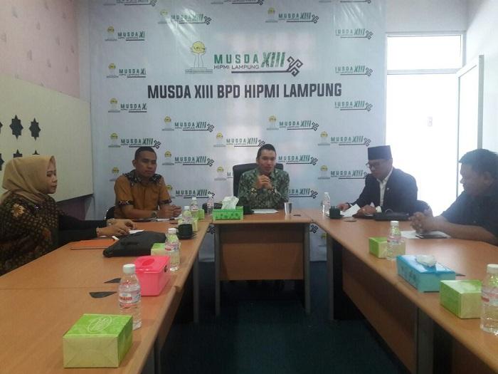 LAMPUNG POST | Menuju Musda, Hipmi Gelar Expo di MBK
