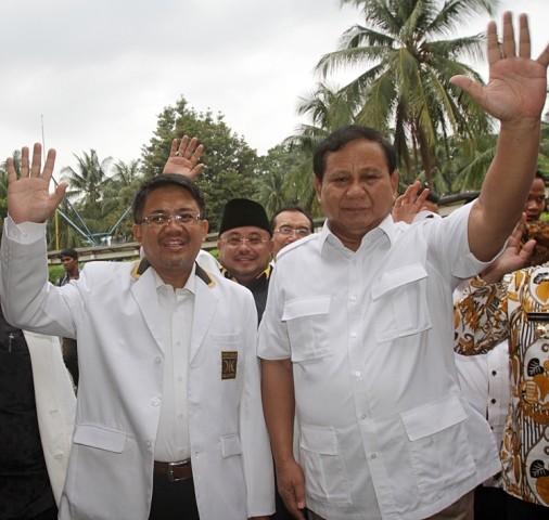 LAMPUNG POST | PKS Komitmen Dukung Prabowo