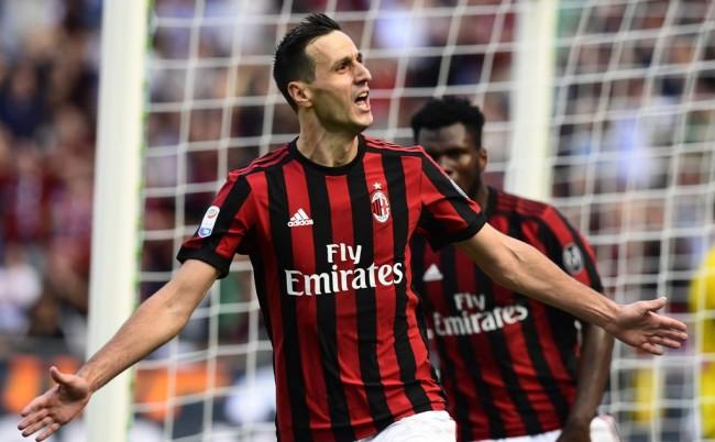 LAMPUNG POST | Dwigol Kalinic Bawa Milan Kandaskan Udinese