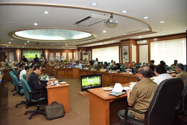 LAMPUNG POST | Indonesia Tindak Lanjuti Ratifikasi Konvensi Minamata