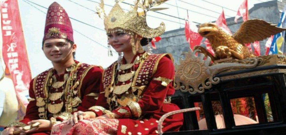 LAMPUNG POST | Sebambangan, Perkawinan Masyarakat Adat Lampung (1)