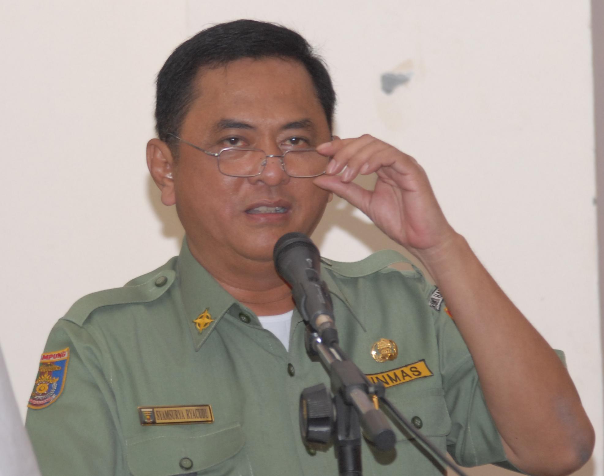 LAMPUNG POST | Mantan Gubernur Lampung Syamsurya Ryacudu Meninggal Dunia