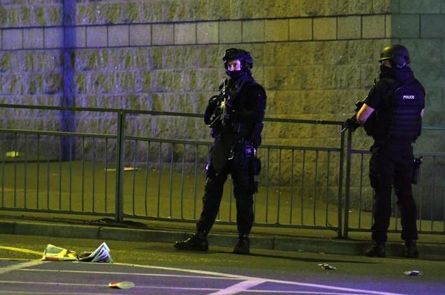 LAMPUNG POST | AS Perketat Ruang Publik Pasca Ledakan di Manchester