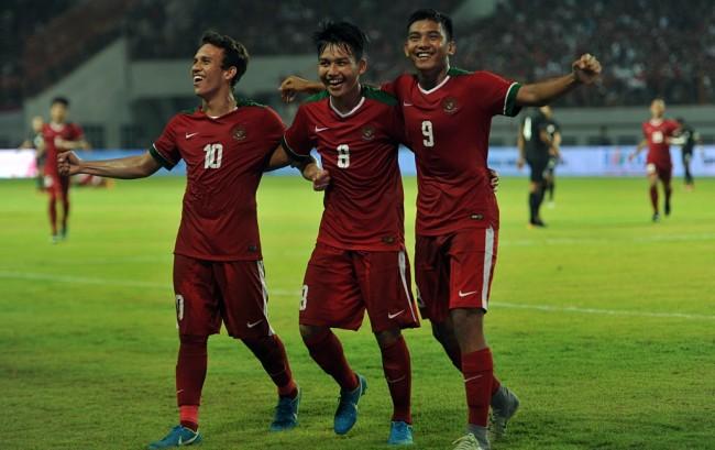 LAMPUNG POST   Timnas U-19 Bungkam Thailand 3-0