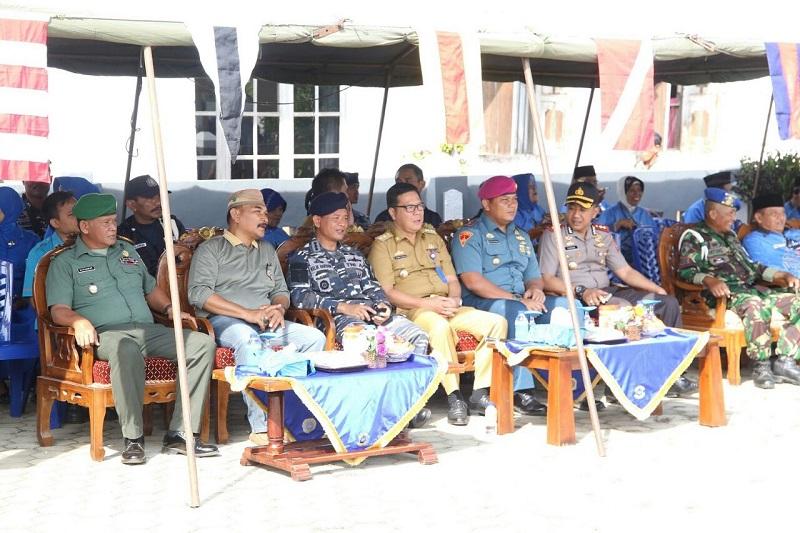 LAMPUNG POST | HUT TNI AL Dipusatkan di Monumen ALRI