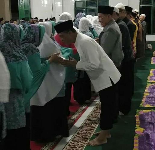 84 Jamaah Haji Tiba di Mesuji Dini Hari Tadi